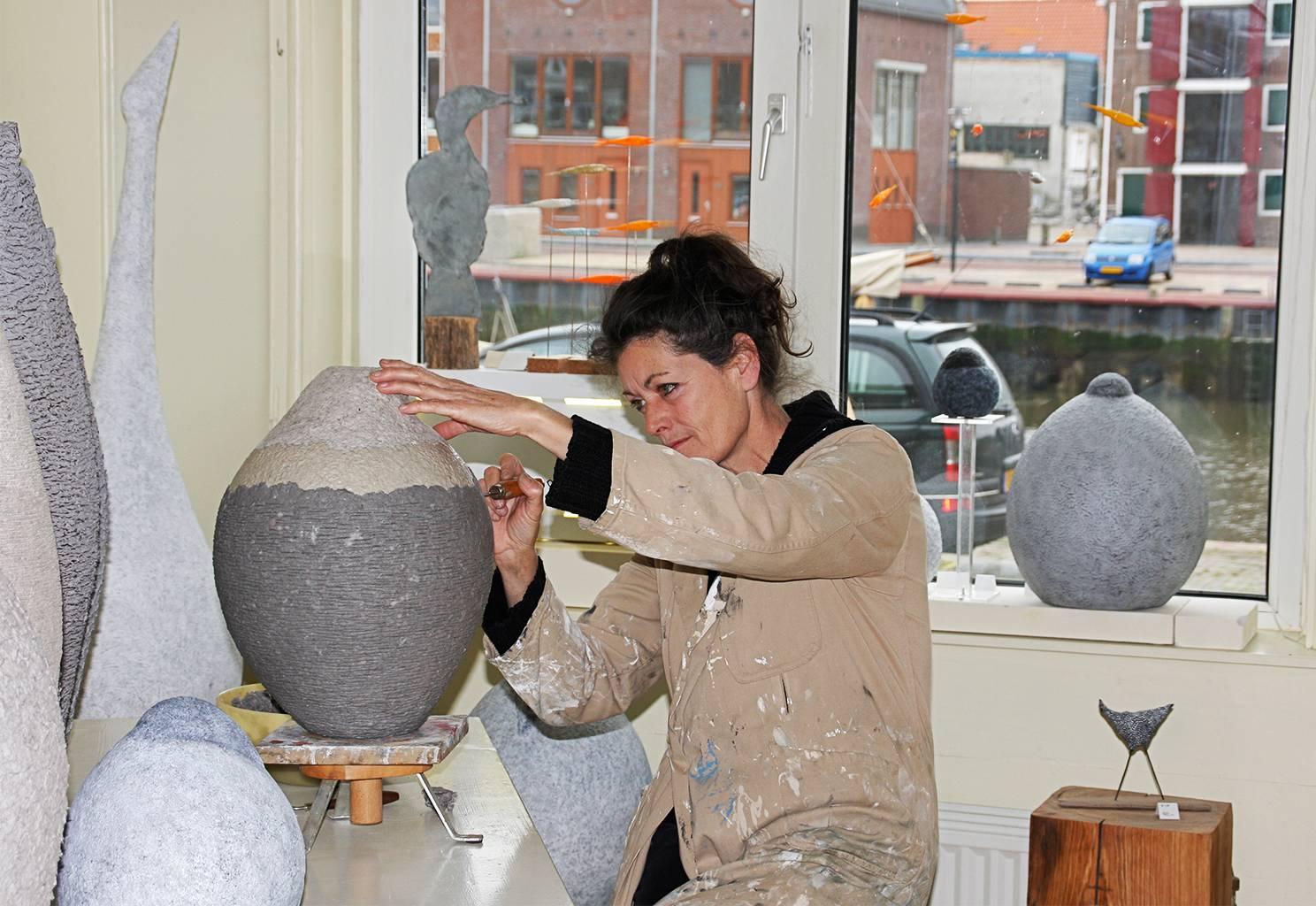 Tanja Blokland Aan Het Werk