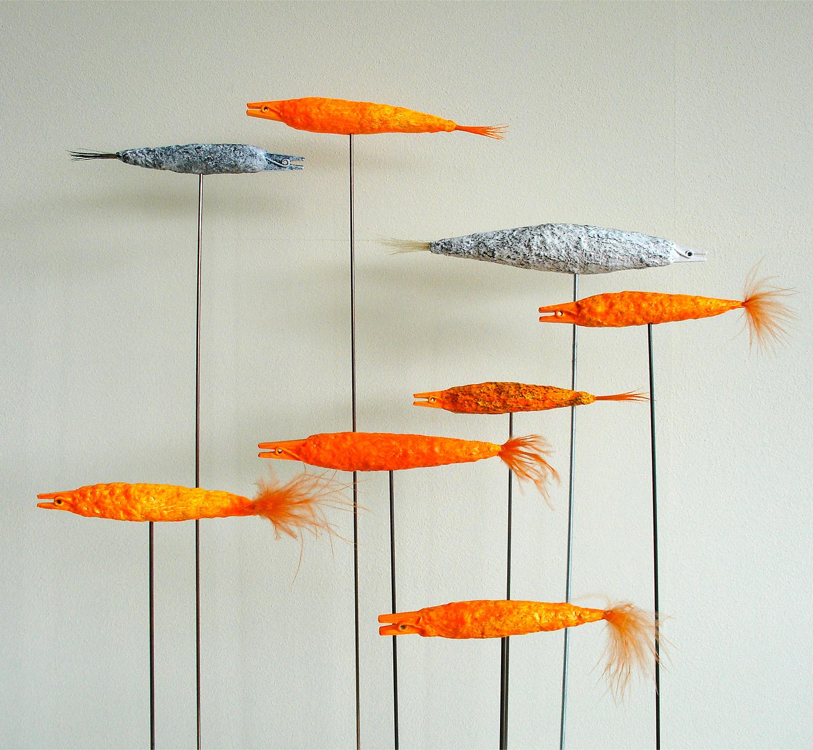 Tanja Blokland: Vissen