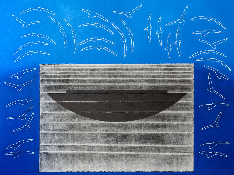 Schilderij Wilco Berga Reis Om De Noord